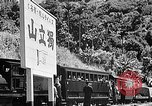 Image of Steam locomotive pushing a train backwards Taiwan, 1940, second 53 stock footage video 65675069924