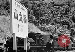 Image of Steam locomotive pushing a train backwards Taiwan, 1940, second 59 stock footage video 65675069924