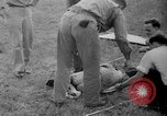 Image of aircraft rescue operation test United States USA, 1944, second 17 stock footage video 65675069988