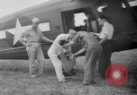 Image of aircraft rescue operation test United States USA, 1944, second 33 stock footage video 65675069988