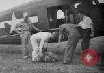 Image of aircraft rescue operation test United States USA, 1944, second 34 stock footage video 65675069988