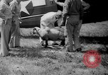 Image of aircraft rescue operation test United States USA, 1944, second 38 stock footage video 65675069988