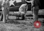 Image of aircraft rescue operation test United States USA, 1944, second 40 stock footage video 65675069988