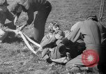 Image of aircraft rescue operation test United States USA, 1944, second 43 stock footage video 65675069988