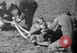 Image of aircraft rescue operation test United States USA, 1944, second 44 stock footage video 65675069988