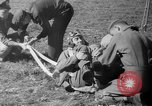Image of aircraft rescue operation test United States USA, 1944, second 45 stock footage video 65675069988