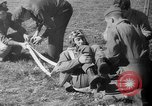 Image of aircraft rescue operation test United States USA, 1944, second 46 stock footage video 65675069988