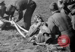 Image of aircraft rescue operation test United States USA, 1944, second 47 stock footage video 65675069988