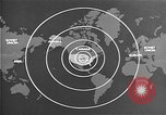 Image of American Air Defense warning systems in the Cold War United States USA, 1954, second 16 stock footage video 65675070288
