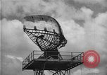 Image of American Air Defense warning systems in the Cold War United States USA, 1954, second 50 stock footage video 65675070288