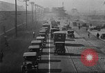 Image of parking grounds Dearborn Michigan USA, 1920, second 21 stock footage video 65675070888