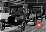 Image of Ford trucks Michigan United States USA, 1923, second 34 stock footage video 65675070889