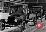 Image of Ford trucks Michigan United States USA, 1923, second 36 stock footage video 65675070889
