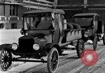 Image of Ford trucks Michigan United States USA, 1923, second 37 stock footage video 65675070889