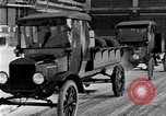 Image of Ford trucks Michigan United States USA, 1923, second 39 stock footage video 65675070889