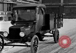 Image of Ford trucks Michigan United States USA, 1923, second 46 stock footage video 65675070889