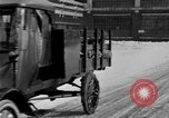 Image of Ford trucks Michigan United States USA, 1923, second 47 stock footage video 65675070889