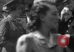 Image of American soldiers London England United Kingdom, 1943, second 20 stock footage video 65675070897