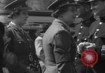 Image of American soldiers London England United Kingdom, 1943, second 23 stock footage video 65675070897