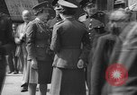 Image of American soldiers London England United Kingdom, 1943, second 34 stock footage video 65675070897