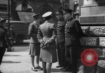 Image of American soldiers London England United Kingdom, 1943, second 38 stock footage video 65675070897