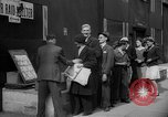 Image of newspapers London England United Kingdom, 1943, second 29 stock footage video 65675070898