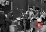 Image of newspapers London England United Kingdom, 1943, second 47 stock footage video 65675070898