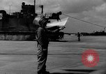 Image of Allied beachhead activities post D-Day France, 1944, second 2 stock footage video 65675070902