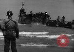 Image of Allied beachhead activities post D-Day France, 1944, second 13 stock footage video 65675070902