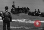 Image of Allied beachhead activities post D-Day France, 1944, second 14 stock footage video 65675070902