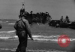 Image of Allied beachhead activities post D-Day France, 1944, second 15 stock footage video 65675070902