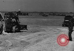 Image of Allied beachhead activities post D-Day France, 1944, second 26 stock footage video 65675070902
