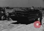 Image of Allied beachhead activities post D-Day France, 1944, second 33 stock footage video 65675070902