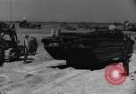 Image of Allied beachhead activities post D-Day France, 1944, second 34 stock footage video 65675070902