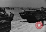 Image of Allied beachhead activities post D-Day France, 1944, second 35 stock footage video 65675070902