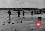 Image of Allied beachhead activities post D-Day France, 1944, second 60 stock footage video 65675070902