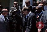 Image of civil rights leaders Washington DC USA, 1963, second 23 stock footage video 65675070908