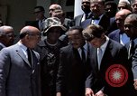 Image of civil rights leaders Washington DC USA, 1963, second 25 stock footage video 65675070908
