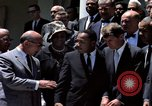 Image of civil rights leaders Washington DC USA, 1963, second 26 stock footage video 65675070908