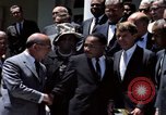 Image of civil rights leaders Washington DC USA, 1963, second 27 stock footage video 65675070908