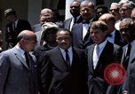 Image of civil rights leaders Washington DC USA, 1963, second 31 stock footage video 65675070908