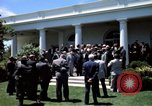 Image of civil rights leaders Washington DC USA, 1963, second 33 stock footage video 65675070908