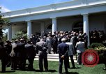 Image of civil rights leaders Washington DC USA, 1963, second 34 stock footage video 65675070908