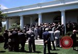 Image of civil rights leaders Washington DC USA, 1963, second 35 stock footage video 65675070908