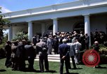 Image of civil rights leaders Washington DC USA, 1963, second 36 stock footage video 65675070908