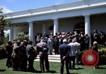 Image of civil rights leaders Washington DC USA, 1963, second 37 stock footage video 65675070908