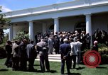Image of civil rights leaders Washington DC USA, 1963, second 38 stock footage video 65675070908