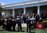 Image of civil rights leaders Washington DC USA, 1963, second 40 stock footage video 65675070908