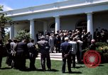 Image of civil rights leaders Washington DC USA, 1963, second 41 stock footage video 65675070908