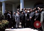 Image of civil rights leaders Washington DC USA, 1963, second 45 stock footage video 65675070908